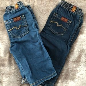 Seven for all mankind baby